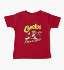Flamin 'heiße Cheetos Baby T-Shirt