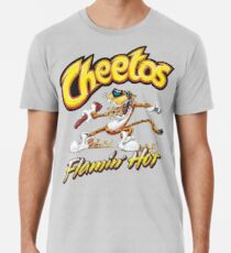 Flamin 'heiße Cheetos Premium T-Shirt