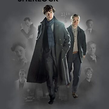 BBC Sherlock by time-lady-221B