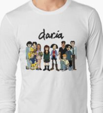 Daria Long Sleeve T-Shirt