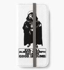Good Is Dumb iPhone Wallet/Case/Skin