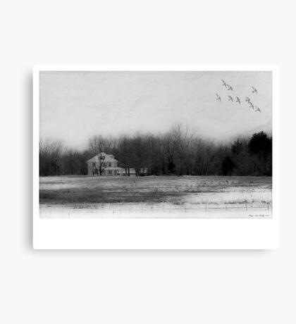 Homestead Canvas Print
