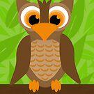Owl by Emma Holmes