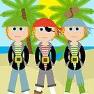 Pirates by Emma Holmes