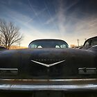 Abandoned 1957 Cadillac by mal-photography