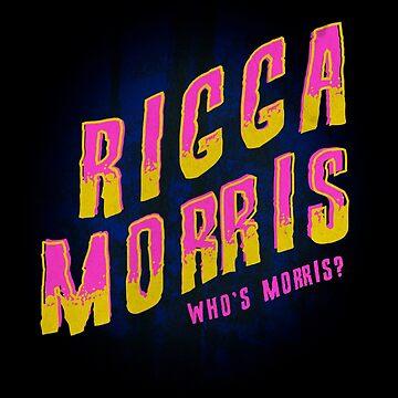 Rigga Morris by guirodrigues