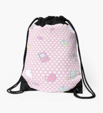 My occupations - Fairy Kei Drawstring Bag