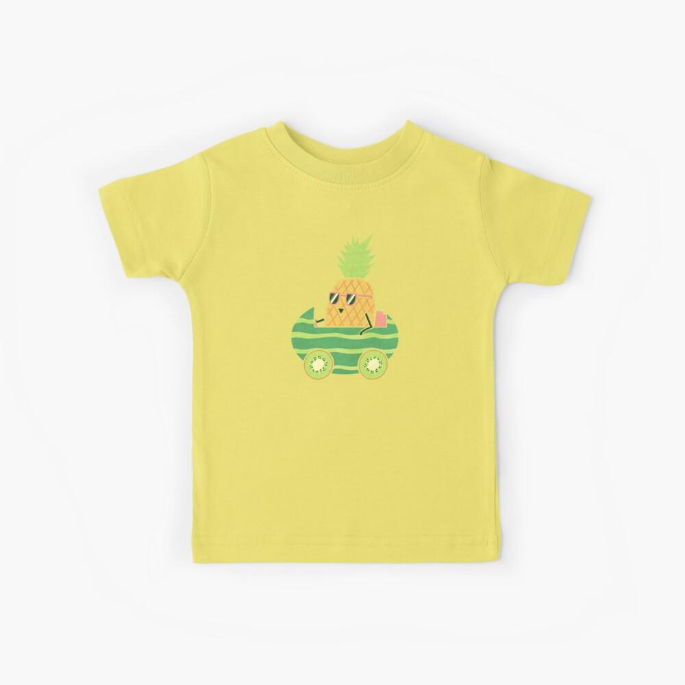 Summer Drive Kids T-Shirt
