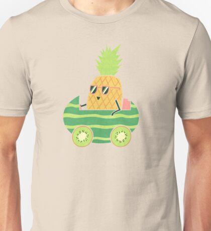 Summer Drive Unisex T-Shirt