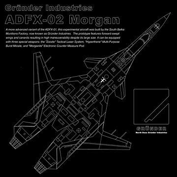 ADFX-02 Morgan Blueprint by fareast