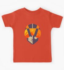 Las Vegas aviators with palms  trees Kids T-Shirt