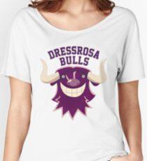 Dressrosa Bulls Women's Relaxed Fit T-Shirt