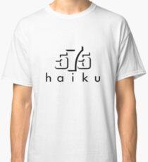 haiku Classic T-Shirt