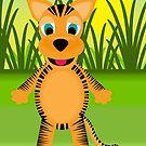 Tiger by Emma Holmes