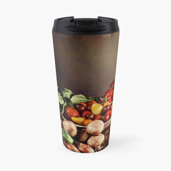 ~ Still Life with Vegetables ~ Travel Mug