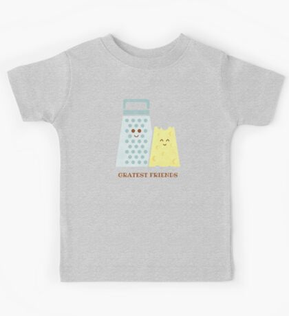 Cheesy Friendship Kids Clothes