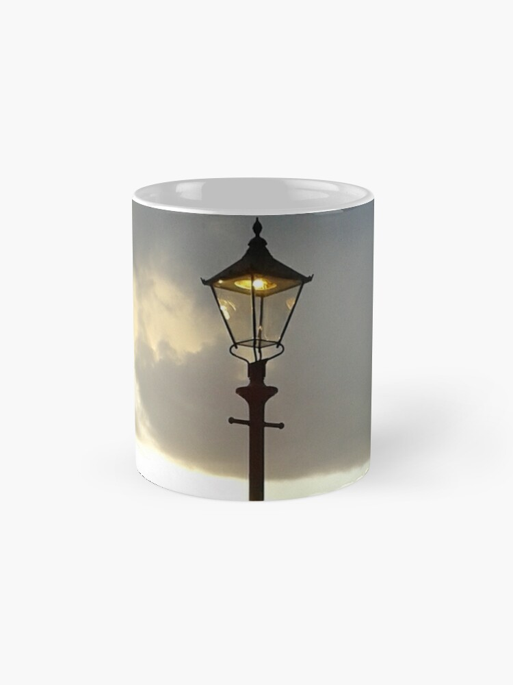 Alternate view of Lamplight over the Mersey Mugs