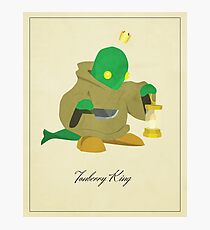 Tonberry King Photographic Print