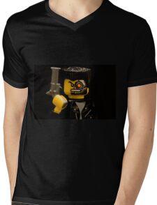 I'll be back.... Mens V-Neck T-Shirt