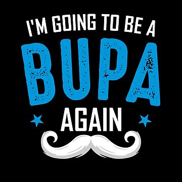 Bupa again, Father's day Gift for Grandpa by BBPDesigns