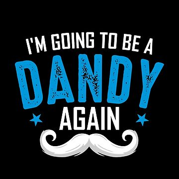 Dandy again, Father's day Gift for Grandpa by BBPDesigns