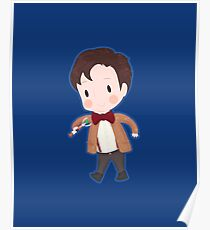 Eleventh Doctor Poster