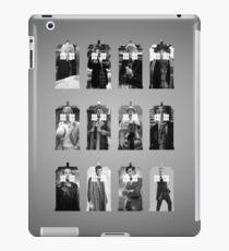 The Twelve Doctors iPad Case/Skin