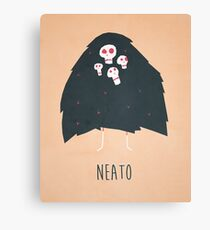 Neato Canvas Print