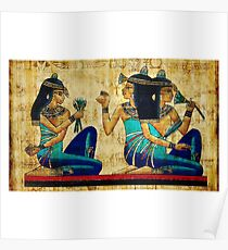 Egyptian Ladies Poster