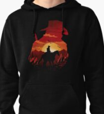 Riders on the horizon Pullover Hoodie