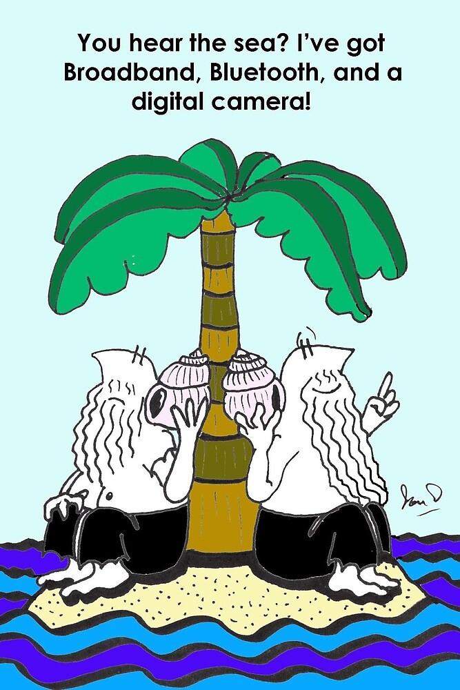 The Desert Island Gag, by Ian Charles Douglas