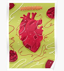 Heart Matters-Patched Up Poster