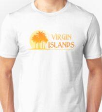 Virgin Islands Paradise Unisex T-Shirt