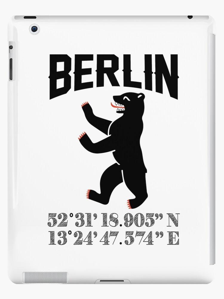 Berlin Berliner Bär Hauptstadt Deutschlands von odyssee-n