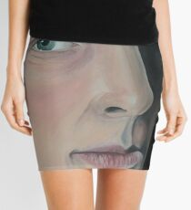 Sherlocked Mini Skirt