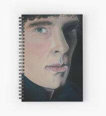 Sherlocked Spiral Notebook