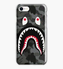 Bape Shark Black Army iPhone-Hülle & Cover