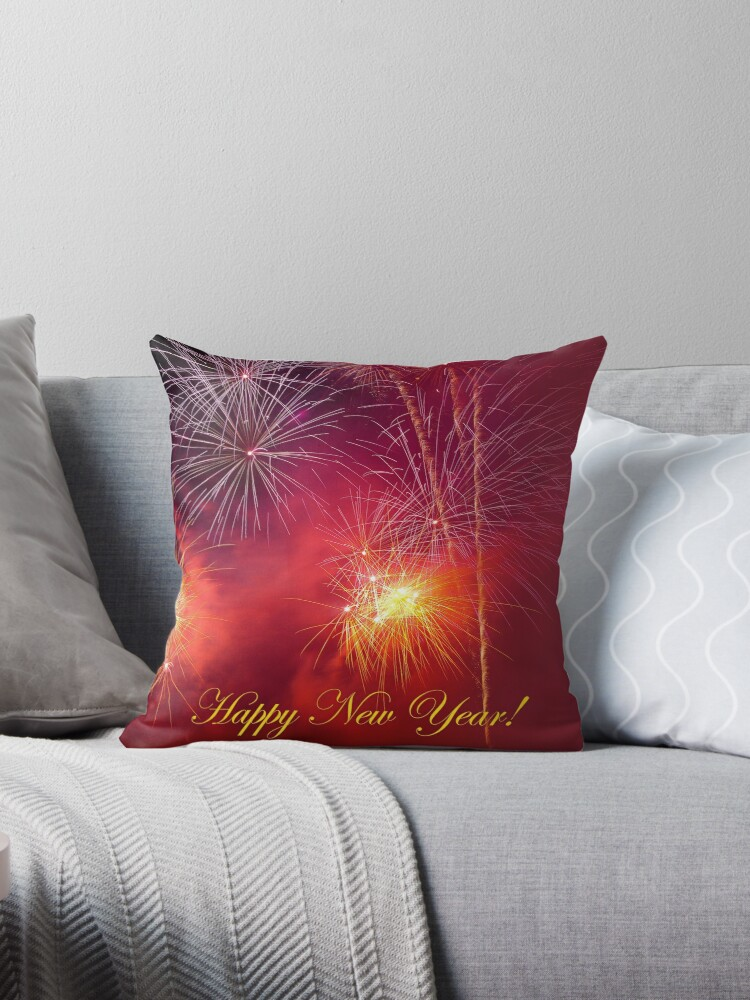Happy New Year Fireworks 3 by hurmerinta