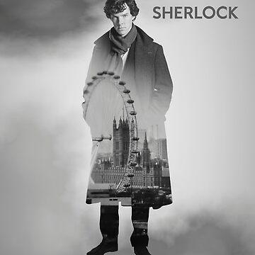 Sherlock Holmes by time-lady-221B