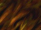 Detail, Pre-Raphaelite Tresses by RC deWinter