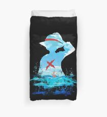 Luffy One Piece Duvet Cover