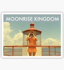 Moonrise Kingdom Sticker