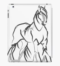 Horse Shire iPad Case/Skin