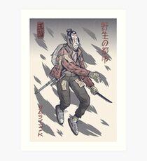 Street Savage Kabuki-Mono #6 Impression artistique