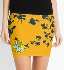 Baked in a pie Mini Skirt