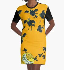 Baked in a pie Graphic T-Shirt Dress