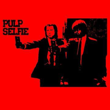 PULP SELFIE by karmadesigner