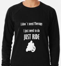 motorcycling Lightweight Sweatshirt