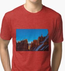 Hoodoo's and Spires Tri-blend T-Shirt