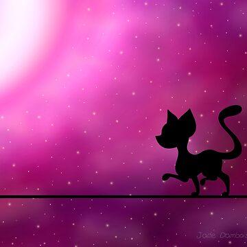 Cat Walk by mydragonzeatyou